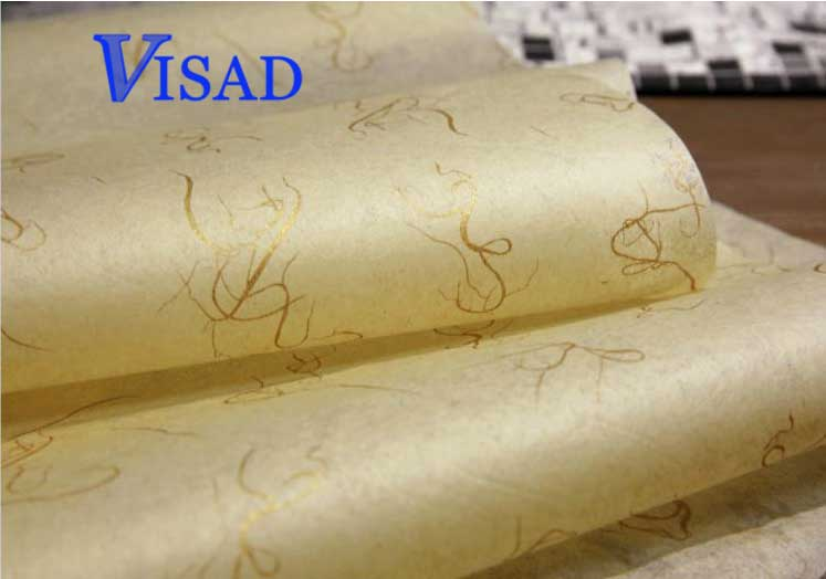 Chinese Traditional Rice Paper rolls tracing paper for calligraphy painting Writing yunlong Xuan Paper 0.35*20m