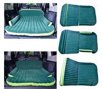 Автомобильный воздушный Надувная Кровать Автомобильный Стайлинг Кемпинг путешествия сиденье Чехол Подушка кровать с воздушным насосом и