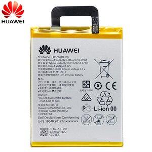 Image 3 - הואה ווי מקורי טלפון סוללה HB376787ECW עבור Huawei Honor V8 3400/3500 mAh החלפת טלפון סוללות משלוח כלים