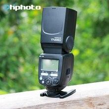 Vorlage YONGNUO YN660 Wireless Flash Speedlite GN66 2,4G Wireless HSS 1/8000 s für Canon Nikon Pentax Olympus kamera