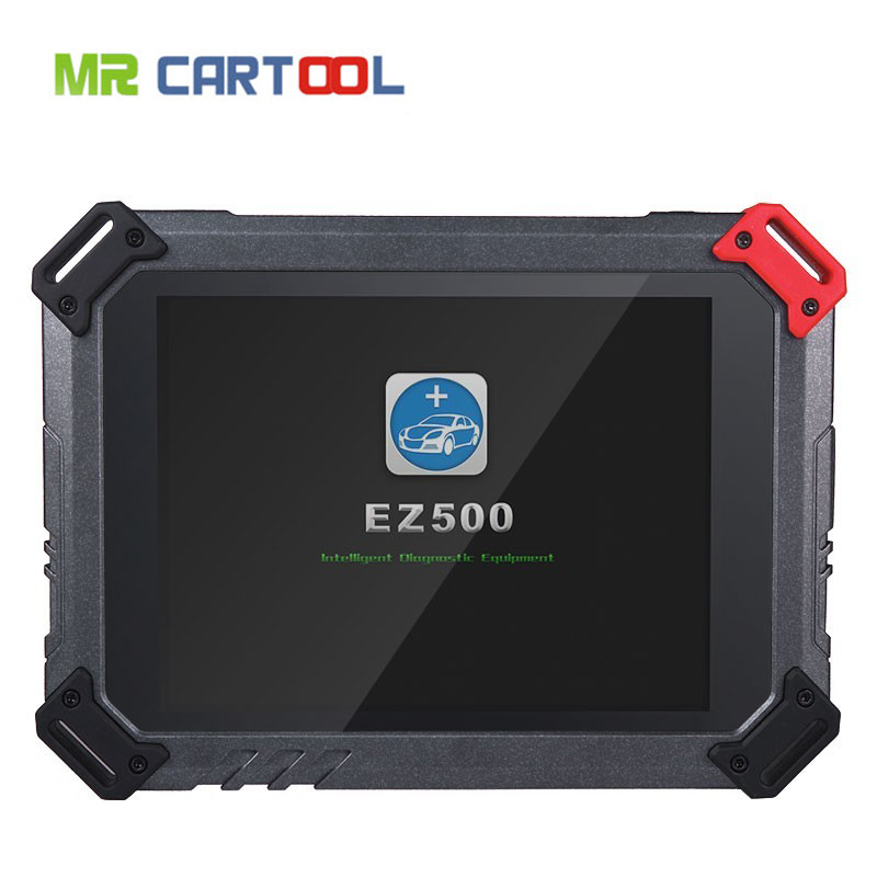 New Original XTOOL EZ500 Full-System Diagnosis for Gasoline Vehicles with Special Function Same Function With XTool PS90