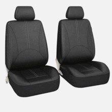 Специальные кожаные чехлы для сидений автомобиля для hyundai solaris tucson creta getz i30 i20 accent ix35 аксессуары автостайлинг
