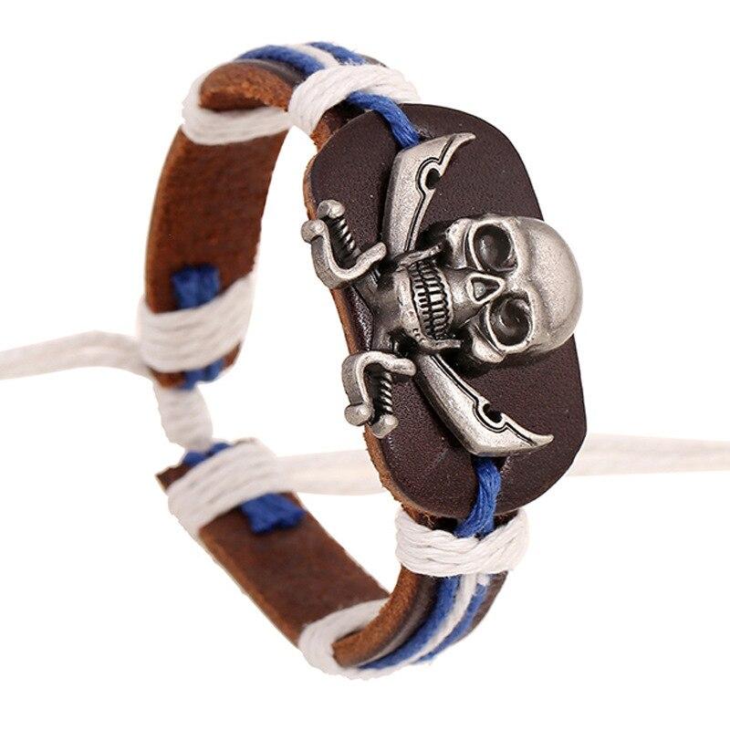 f7635a2d078d ... Gnova Platinum Новый Ретро панк натуральныйНам $1.98 Gnova Platinum  новая корейская мода мужчиныНам $1.85 Новый браслет из натуральной кожи ...