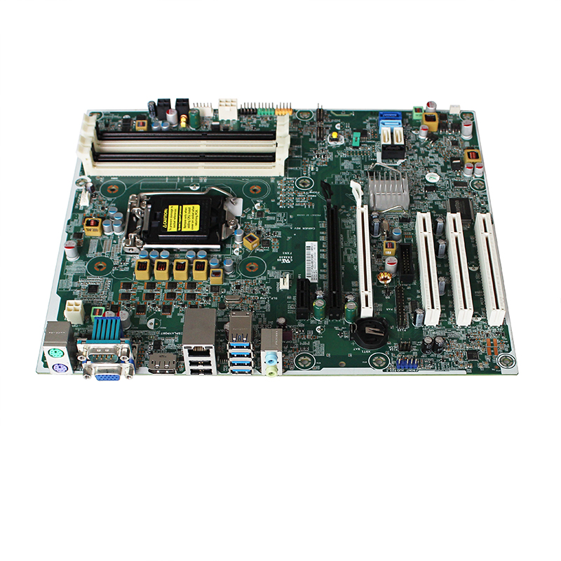 656941-001 Original For HP Elite 8300 MT Q77 desktop motherboard LGA1155 DDR3 657096-001 657096-501 657096-601 Free shipping 1