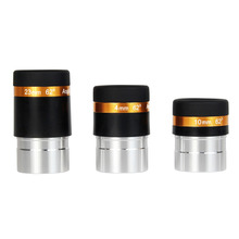 Buy SVBONY Aspheric Eyepiece Telescope HD Wide Angle 62 Degree Lens 4/10/23mm Fully Coated for 1.25″ Astronomy Telescope F9301