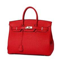 Luxury Genuine leather Handbags for ladies Shoulder Bag women