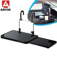 ARVIN Multi functional Car Laptop Desk Stand For Mackbook Air Pro Retina Universal Back Seat/Steering Wheel Work Drink Seat Tray