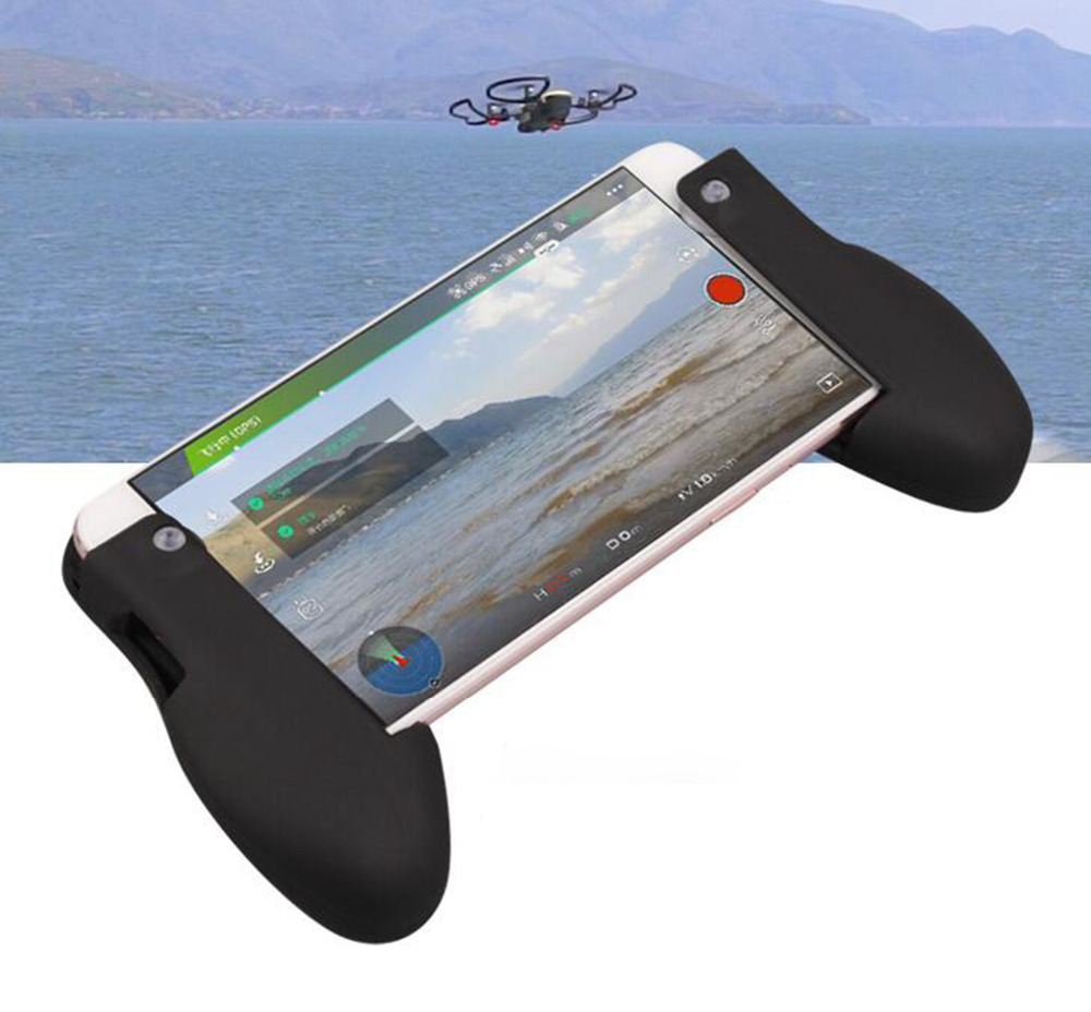 MASiKEN Game Handle Grip Tablet Holder For DJI Spark Drone Phone Controller for iPad Mini Android iOS Smart phone Hand Stand