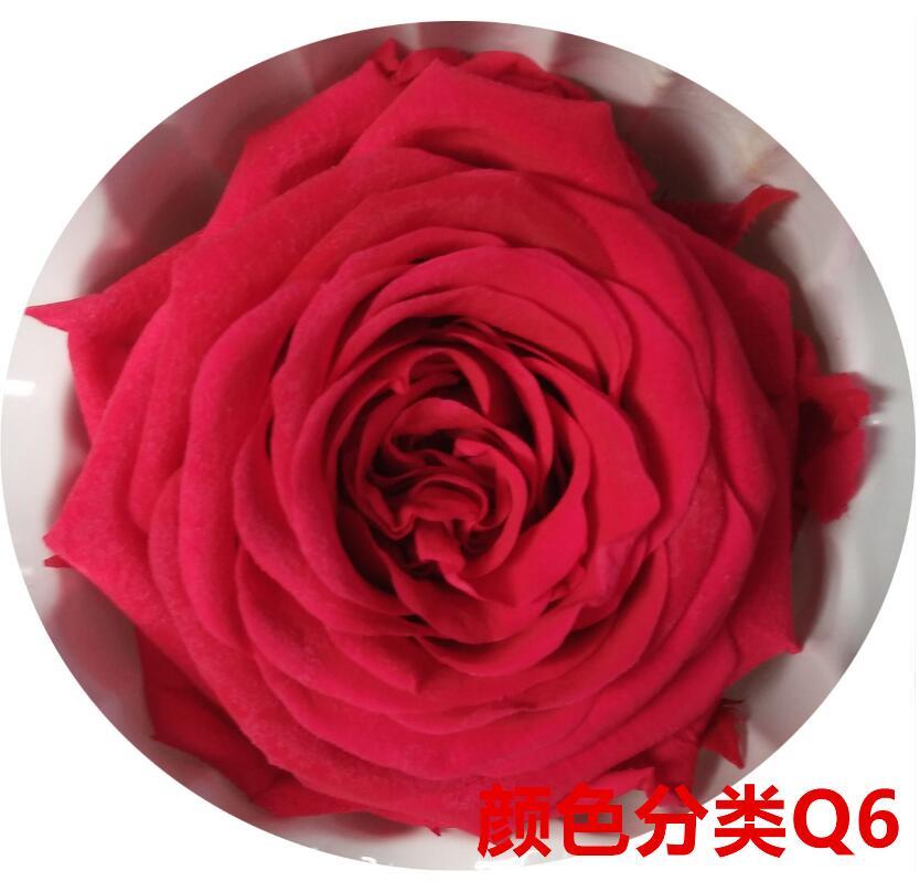 24pcs 2-3cm sačuvana cvijet ruža bud glavu za vjenčanje party - Za blagdane i zabave - Foto 5