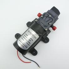 DC 12V 80W 5.5L/min High pressure  mini water pump price - Automatic switch type