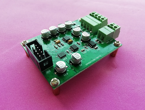 High Precision DAC Module Positive and Negative 10V Output AD5760 AD5790 16/20 Bit DAC Full IsolationHigh Precision DAC Module Positive and Negative 10V Output AD5760 AD5790 16/20 Bit DAC Full Isolation