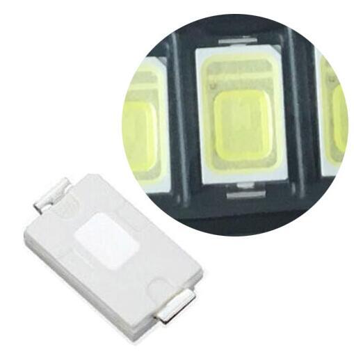 100PCS LED LCD Backlight TV Application Middle Power LED Backlight 0.5W 3V 5630 Cool white LED LCD TV Backlight