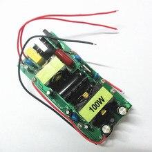 100W LED Power Supply Driver For 100 Watt High Power LED Light Lamp Bulb 85-265V power supply module driver for led ac 85 265v