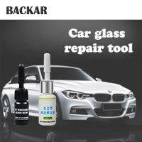 BACKAR Auto Car styling Glasses Windshield Repair Tool Kits Stickers For Opel insignia vectra c Subaru Audi B7 B5 B6 C5 C6 Q5 Q7