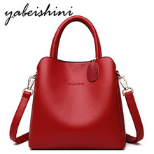 ladies shoulder bag women leather luxury handbags women bags designer 2019 high quality crossbody bags for women tote sac a main цены