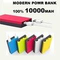 Parkman h100 10000 mah de lítio-polímero bateria bateria do telefone móvel carregador banco do poder externo portátil para iphone samsung powerbank