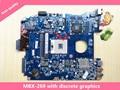Da0hk5mb6f0 da0hk5mb6d0 mbx-269 placa base del ordenador portátil placa madre para sony vaio sve151d11m sve151 sve15 hd 7670 m 100% probado