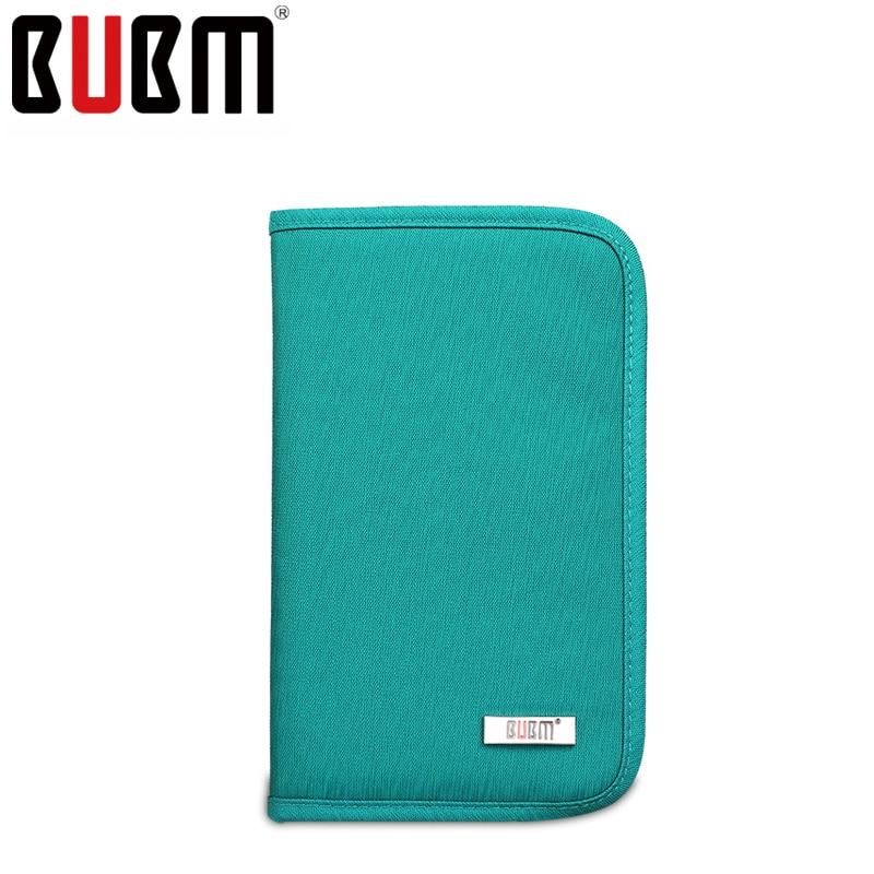 Bubm multifunktionell väska för kortkreditpass - Plånböcker