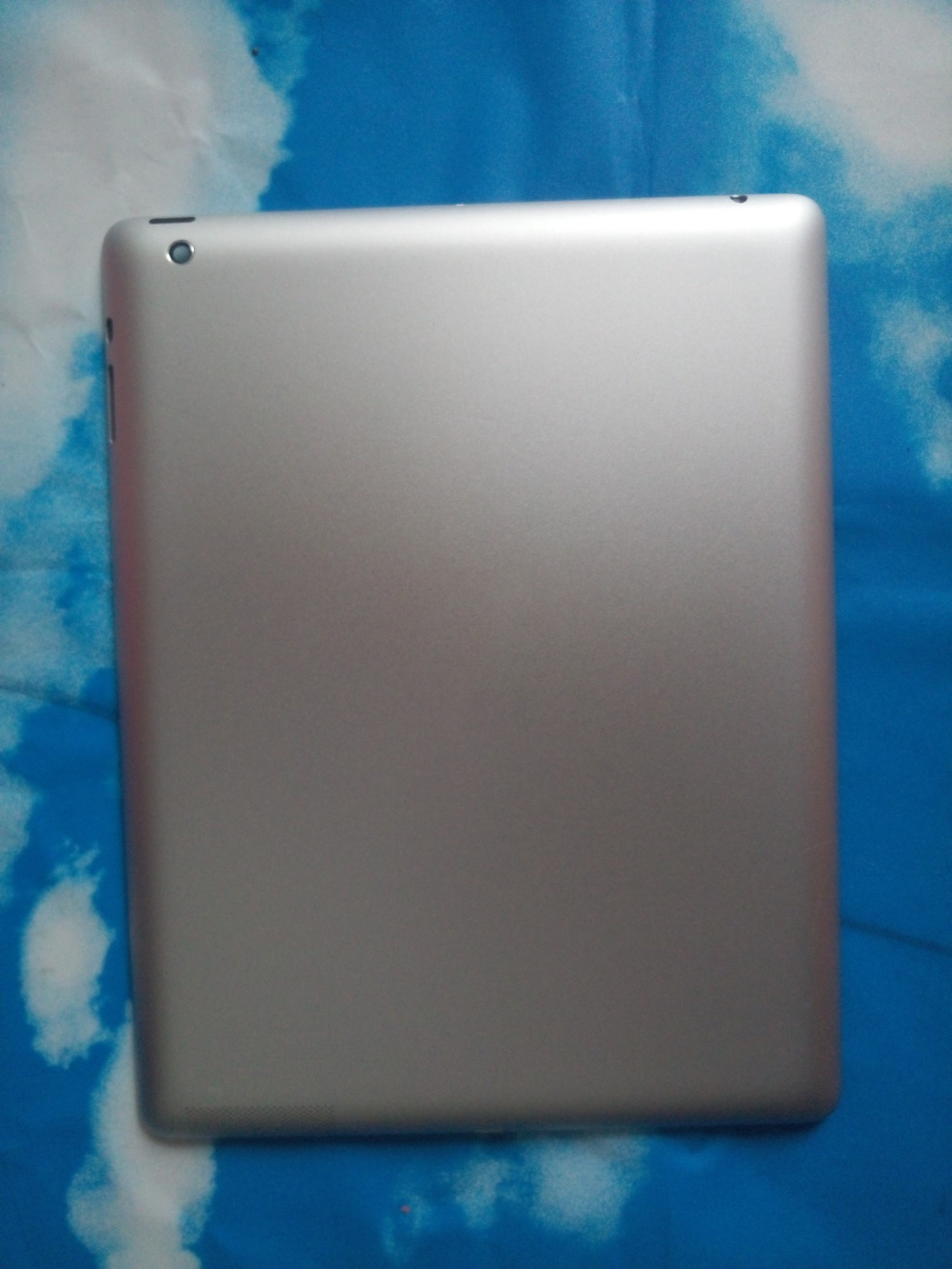 1pcs New For Ipad 4 Back Cover A1458 WIFI 4G version A1460 Battery Door Back Case