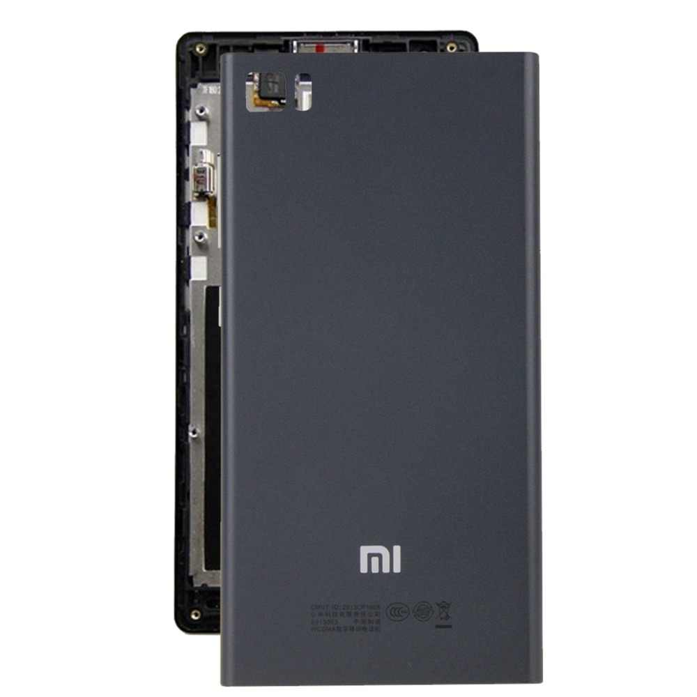 iPartsBuy Battery Back Cover Replacement for Xiaomi Mi 3, WCDMA
