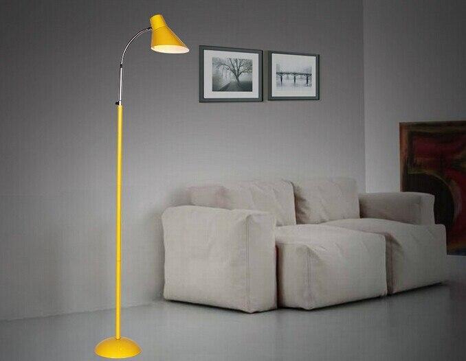 Neue Wohnzimmer Boden LICHTER Vertikale Landung Arbeit Lampen Design Trendy Stehleuchte Innenbeleuchtung XXZSP6 Zzp In