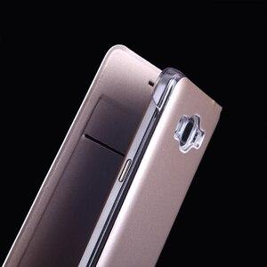 Image 5 - Leather Wallet Case Flip Cover For Samsung Galaxy Grand Prime SM G530 G531 G530H G531H G531F SM G530H Phone Case Card Holder