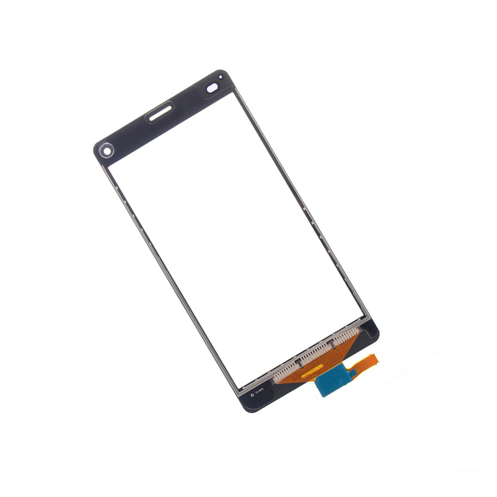 White For Sony Xperia Z3 Mini Compact D5803 D5833 Digitizer Touch Screen Sensor Panel Glass Replacement