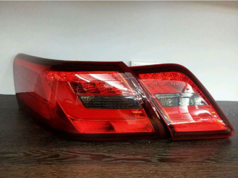 Car Styling Rear lamp for Toyota Camry USA Style LED Tail light 2006-2011 Camry 40 Taillight DRL+Reverse+Signal light Back lamp