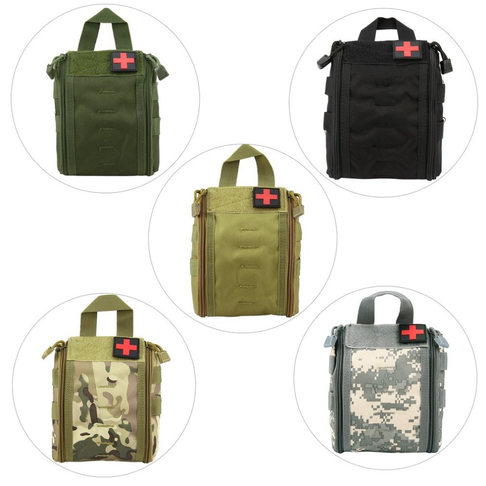 Outdoor Emergency case Travel First Aid Bag Tactical Medical bag Multifunctional Camping Climbing Emergency case Survival Kit недорго, оригинальная цена