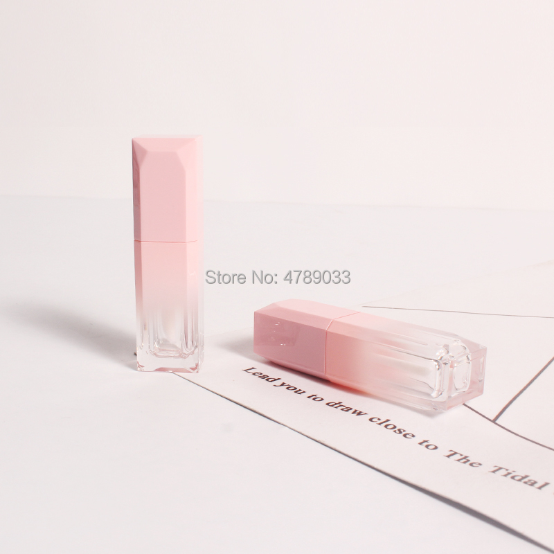 10/30/50pcs 4.5ml Empty Lip Gloss Tubes Travel Makeup Tools Cosmetic Containers Empty Lipgloss Lipstick Tube Lip Balm Bottles