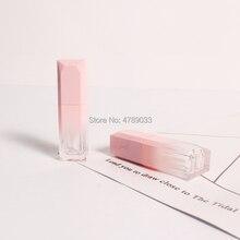 10/30/50 pcs 4.5 ml Boş dudak parlatıcısı tüpleri Seyahat Makyaj Araçları Kozmetik Konteynerler Boş Lipgloss ruj tüpü Dudak Balsamı şişeleri