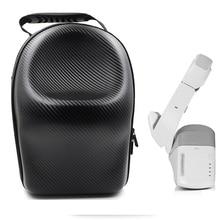 цена на DJI Goggles VR Glasses Bag Travel Storage Case Portable Handbag Dedicated Accessories Bags Package Upscale Shoulder Hard Bag