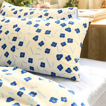 Cute plant flower bedding set teen kid girl,cotton twin full queen single double home textile bed sheet pillow case duvet cover
