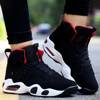 2017 Lovers Casual Shoes High Top Air Sport Basket Shoes For Men Women Trainers Superstar Walking
