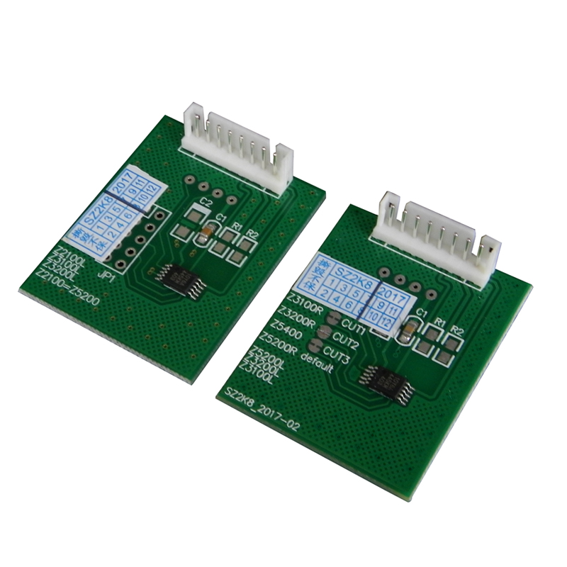 2017 Newest Chip decoder for HP Z3200 Z3100 Z2100 Z5200 Z5100 Z2100 printer chip restore card