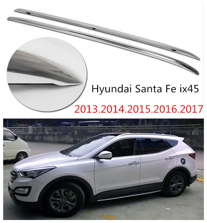 Auto Roof Racks Luggage Rack For Hyundai Santa Fe ix45 ...