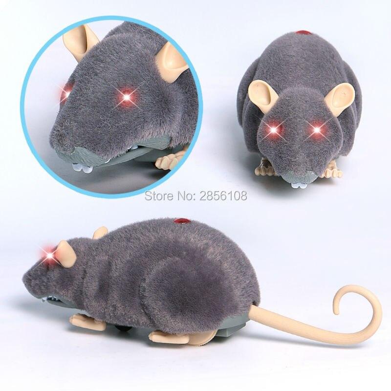 2ch simulação de controle remoto pelúcia mouseelectronic