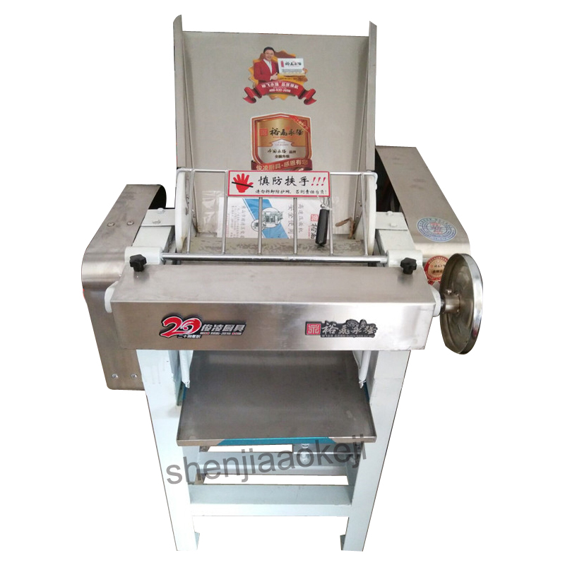 YQ-110 High speed pressing flour machine stainless steel dough machine Bun machine steamed bread Kneading dough maker new premium high quality stainless steel commercial dough ball making machine automatic dough divider rounder for small business