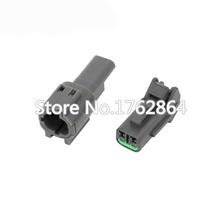 10PCS 2 Pin KUM DJ7029A-1.5-21 Waterproof Sealed Automotive Connector With Terminals lee kum kee 213g