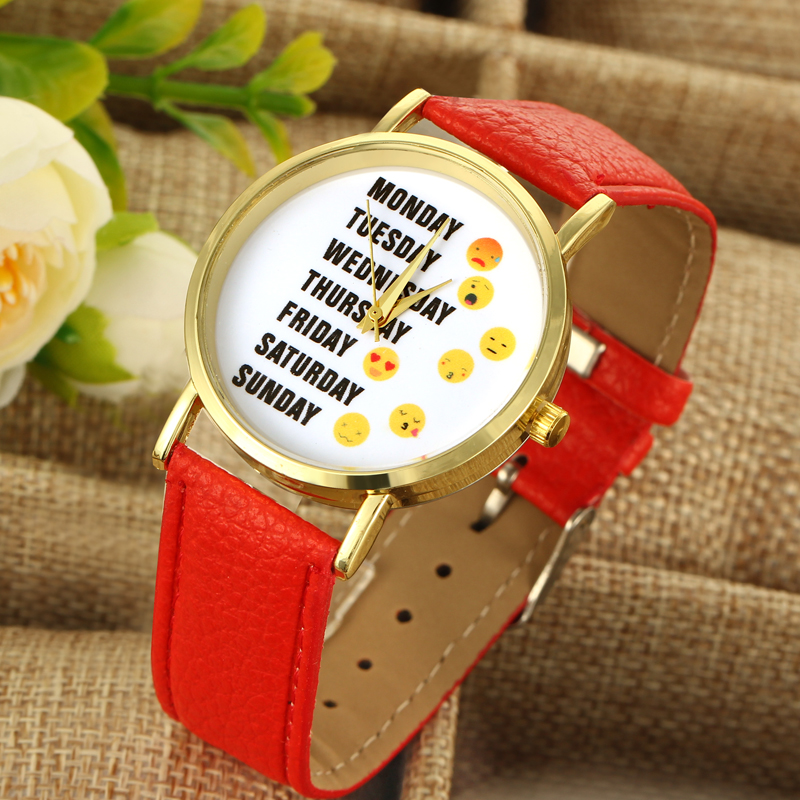 Watches Generous Cute Unicorn Ladies Watch For Kids Girls Boy Rose Leather Wristwatch Casual Dress Fashion Children Learn Time Watch U85b Quality First