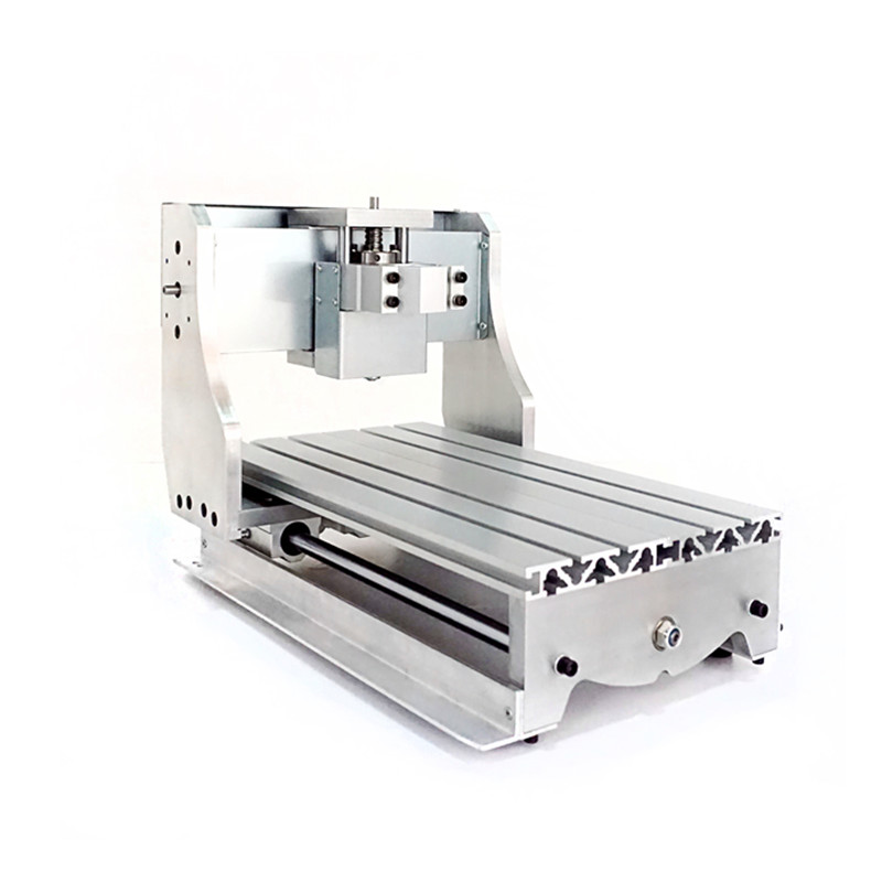 New 3020 CNC frame CNC 3020 mini lathe machine assembled best quality to Russia free tax no tax to russia cnc carving machine 4030 z d300 cnc lathe mini cnc router for woodworking