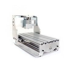 Nouveau 3020 CNC cadre CNC 3020 mini tour machine assemblé meilleure qualité à La Russie en franchise d'impôt