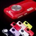 Мягкие TPU Case Вернуться Кожного Покрова Для Samsung Galaxy K Zoom SM-C115 C1116 C1158 Бесплатная Доставка