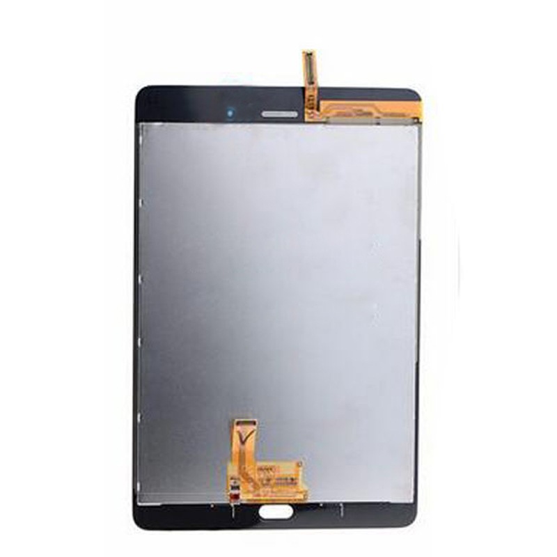For Samsung Galaxy Tab A SM-T355 T355 8.0 Touch Screen Digitizer Sensor Glass + LCD Display Panel Monitor Assembly high quality white black lcd display touch screen digitizer assembly for samsung galaxy t355 val57 t37