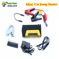 Mini Portabl Car jump starter engine booster car emergency jump starter car power bank charger for Mobile Phones Laptop