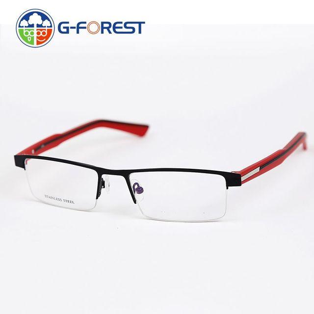 43420012a إطارات النظارات الأزياء إطارات نظارات قصر النظر النظارات مصمم النظارات  الطبية المقاوم للصدأ EA1005