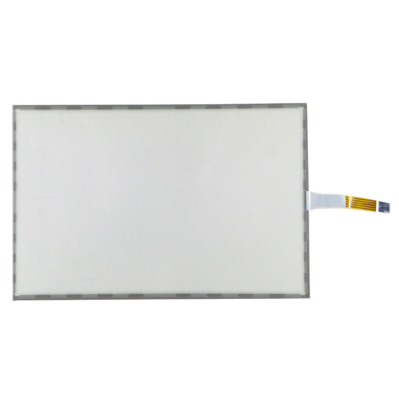 Free Shipping!!! 1PC 17.3inch 5Wire 16:9 Resistive Touch Screen 397MM*323MM Digitizer+Controller arte lamp a5049ap 1gy