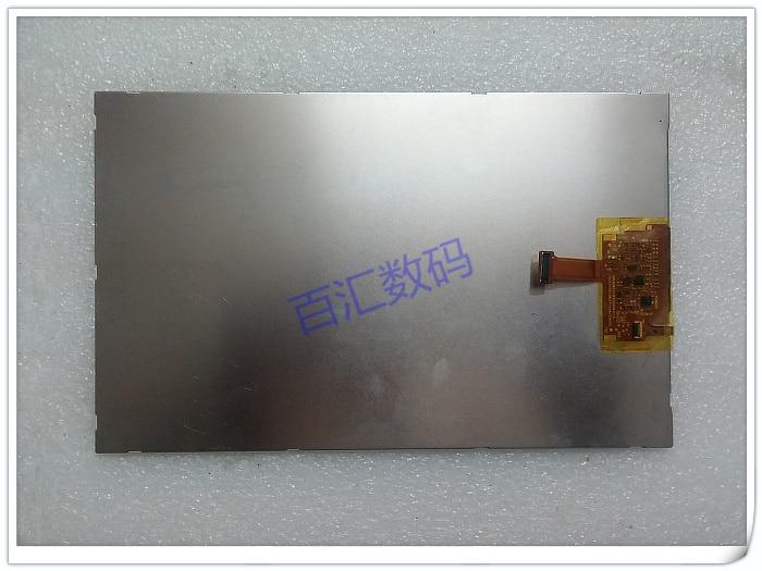 Écran d'affichage BP080WX7-101 d'affichage à cristaux liquides de 8 pouces écran IPS de 8 pouces
