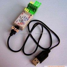 3in1 USB 232 485 usb para rs485/usb para rs232/232 a 485 conversor adaptador ch340 w/led indicador para win7, xp, linux