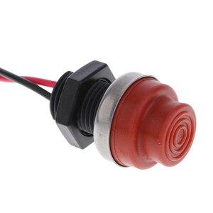 Image 2 - 1 шт. подвесной выключатель отключения двигателя лодки аварийный выключатель остановки для подвесного двигателя Yatch защита 17,72 дюйма